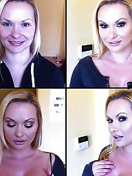 Porn star, Makeup