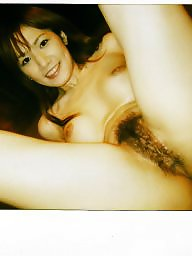 Japanese, Striptease, Hairy asian