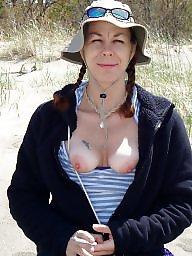 Nude, Beach, Nude beach, Nudes