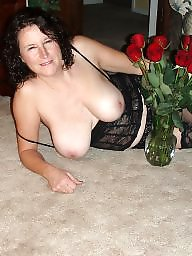 Busty, Busty mature, Sexy mature, Sexy milf, Big mature, Mature boobs