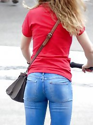 Jeans, Tight, Tight ass