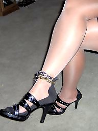 Stocking, Kinky, High heels, Heels