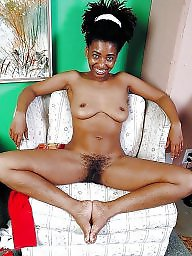 Hairy ebony, Beautiful