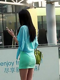 Chinese, Girls, Public voyeur, Pretty, Public asian, Asian babe
