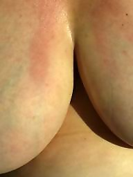Holiday, Mature boobs