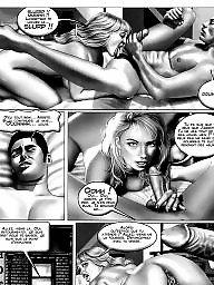 Femdom, Art, Femdom art, Erotic