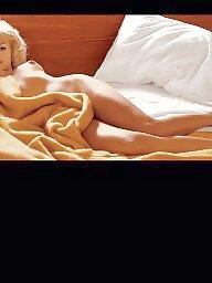 Magazines, Magazine, Blonde mature, Blond mature, Mature blonde