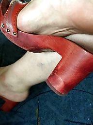 Feet, Mature, Mature feet