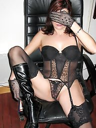 Sexy mature, Milf stockings, Sexy stockings, Brunette mature