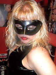 Behind, Mask