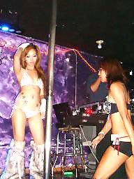 Party, Asian stockings