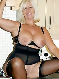 Nylon, Grannies, Mature legs, Leggings, Mature nylon, Granny nylon