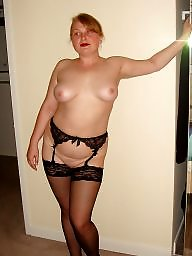 Milf stockings, Amateur stockings