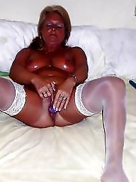Tanned, Milf amateur, Mature slut