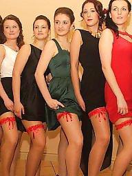 Teen stockings, Stocking