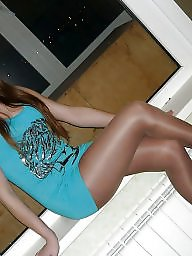 Nylon, Teen stockings, Stockings teens, Nylon stockings