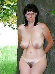 Mature lady, Private, Mature tits