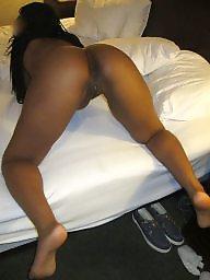 Ebony, Hotel, Stockings, Ebony amateur, Ebony stockings, Black stocking