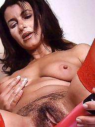 Hairy, Mature hairy, Mature brunette