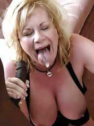 Big cock, Bbc, Interracial, Black cock, Sluts, Interracial blowjob