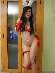 Posing, Nude