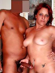 Cuckold, Cock, Large, Redhead wife, Redhead milfs, Redhead milf
