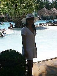 Brazilian, Latin teen, Teen beach, Voyeur beach, Beach teen, Beach voyeur