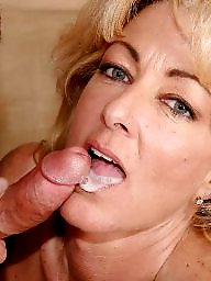 Granny, Granny blowjob, Grannies, Mature facial, Mature blowjob, Granny facial