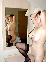 Milf stockings, Busty, Mature stockings, Mature busty, Busty mature, Sexy milf