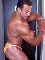 Interracial, Muscle, Moroccan, Guy, Muscles, Muscled