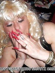 Smoking, Nails