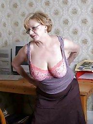 Nipple, Nipples, Mature dressed, Mature dress