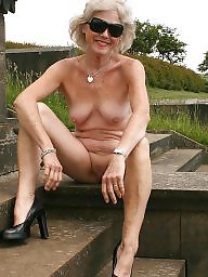High heels, Heels, Amateurs, Matures, Mature heels, Mature public