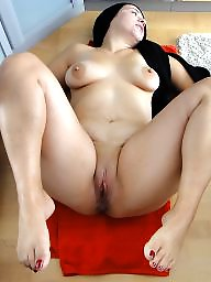 Spreading, Bbw mom, Spread, Moms, Mature spreading, Chubby mature