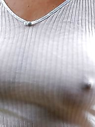 See through, Boobs, Bbw legs, Through, Leggings, Chubby wife