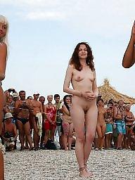 Nudist, Nudists, Nudist beach