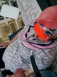 Turban, Turkish, Turkish mature, Blowjob, Mature blowjob, Blowjobs