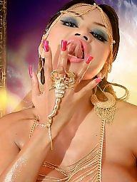 Public, Femdom bdsm, Army, Public nudity, Goddess