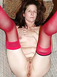 Stockings pussy, Teen pussy, Teen stockings, Story, Amateur stockings