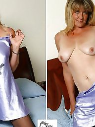 Dressed undressed, Mature dressed, Mature dress, Dressed, Undressed, Undress