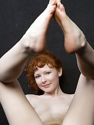 Redhead, Freckles, Hairy redheads, Hairy redhead