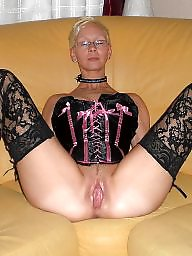 Granny, Mature lingerie, Grannies, Lingerie, Granny stockings, Mature stockings
