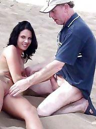Beach, Public sex