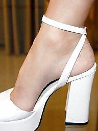 Nylon feet, Nylon, Nylons, Mature feet, Mature nylon, Nylon mature
