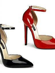 High heels, Shoes, Shoe, High
