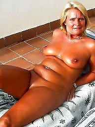 Tanned, Milf mature, Slut mature