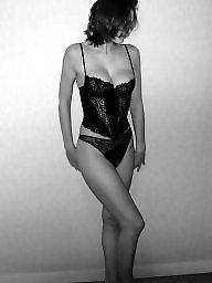 Model, Horny, Posing, Models, Horny milf