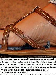 Feet, Hentai