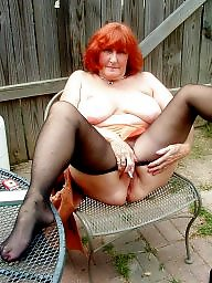 Granny, Granny ass, Mature ass, Mature stockings, Granny stockings, Ass granny