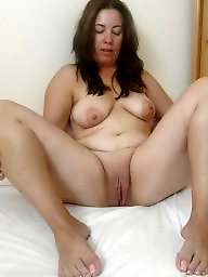 Fat, Spread, Spreading, Chubby mature, Mature spreading, Bbw mature